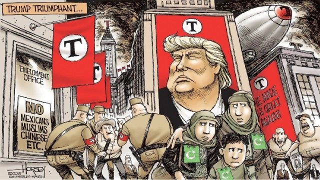 bal-donald-trumps-fascist-inclinations-do-not-bother-his-fans-20151214