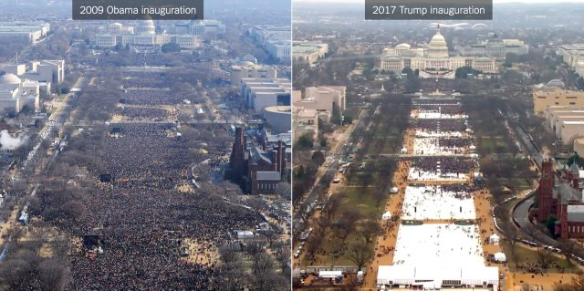 foule-inauguration-obama-vs-trump